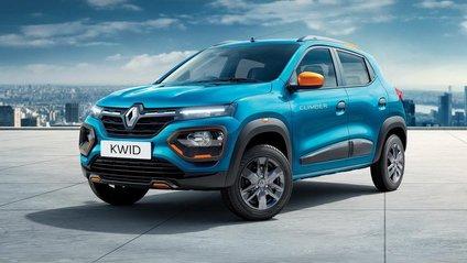 Renault Kwid отримав низку приємних змін - фото 1