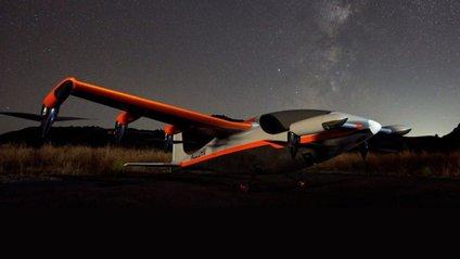 Літак HVSD - фото 1