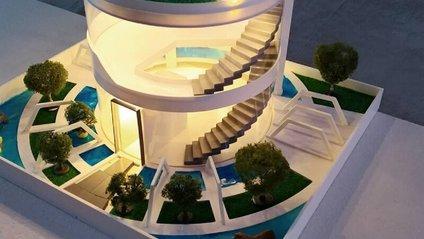 Розкішні будиночки для хом'яків - фото 1