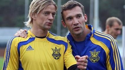 Шевченко і Тимощук майже рівні, але... - фото 1