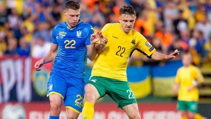 Україна vs Литва - фото 1