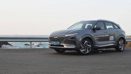 Hyundai Nexo майже не забруднює довкілля вихлопами - фото 1