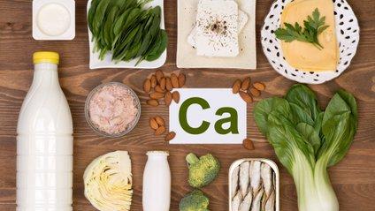 """Низка продуктів """"вимивають"""" кальцій з організму - фото 1"""