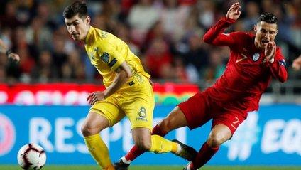 Україна vs Португалія - фото 1
