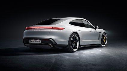 Porsche Taycan - фото 1