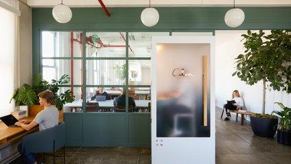 Кабінка дозволяє відволіктися у шумному офісі - фото 1