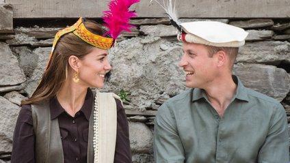 Кейт Міддлтон і принц Вільям відвідали Пакистан - фото 1