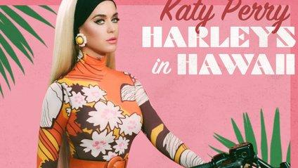 Katy Perry - Harleys In Hawaii, кліп онлайн - фото 1