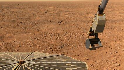 Як виглядає зараз Марс - фото 1