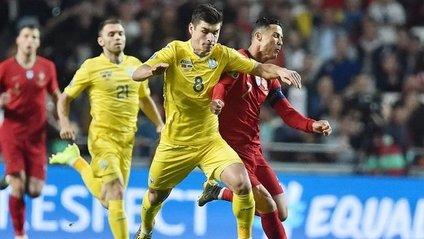 Україна – Португалія - фото 1