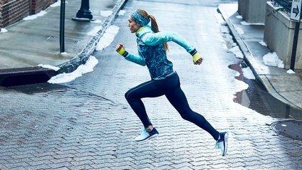 Біг у міжсезоння принесе організму максимум користі - фото 1