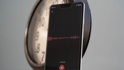Новий диктофон від Google - фото 1