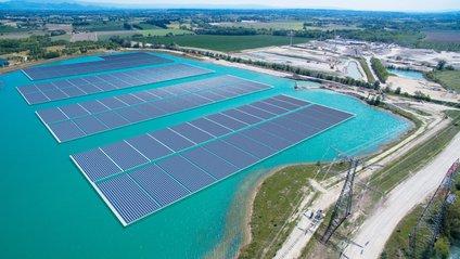 Найбільша сонячна електростанція в Європі - фото 1