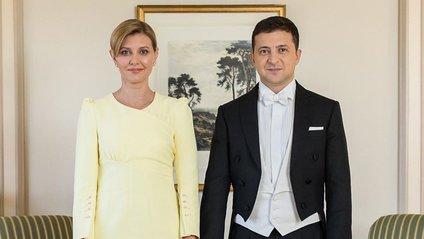 Олена та Володимир Зеленські - фото 1