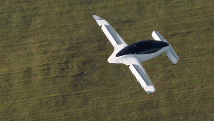 Аеротаксі Lilium Jet - фото 1
