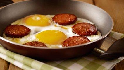 Неймовірний рецепт з яєць - фото 1