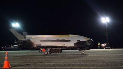 Космічний літак Boeing X-37B - фото 1