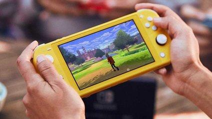 Nintendo Switch Lite не така вже й тендітна приставка - фото 1