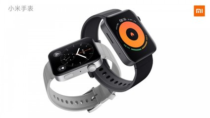Xiaomi Mi Watch – справжній смарт-годинник компанії - фото 1