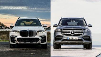 Запекле протистояння BMW і Mercedes-Benz продовжується - фото 1