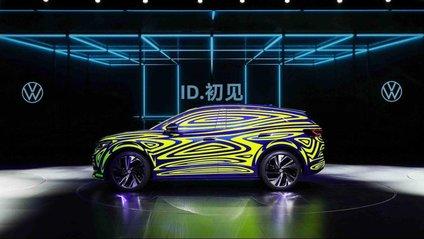 Volkswagen презентував новинку в Китаї - фото 1