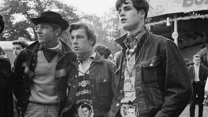 Молодь 50-х років - фото 1