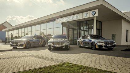 Чеські поліцейські кататимуться на BMW преміум-сегменту - фото 1