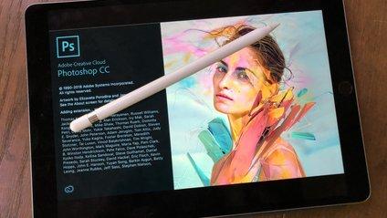 Photoshop для iPad продаватиметься за підпискою - фото 1