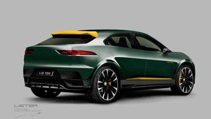 Ательє вирішило удосконалити електрокросовер Jaguar I-Pace - фото 1