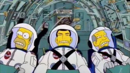 Кадр із Сімпсонів - фото 1
