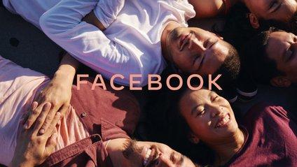Facebook представила новий логотип - фото 1