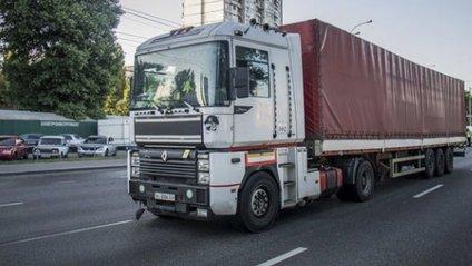 У Києві заборонять проїзд вантажівкам - фото 1