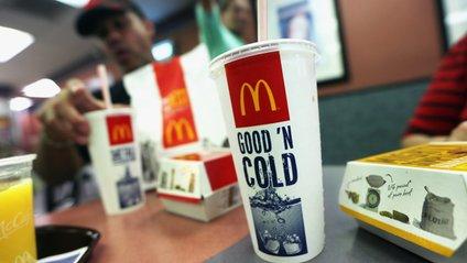 У McDonald's подали чай з марихуаною - фото 1
