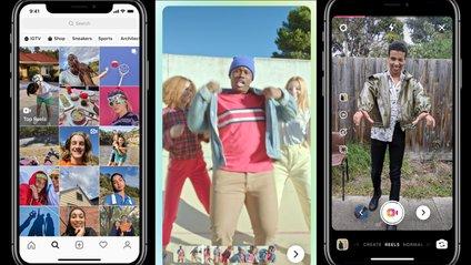 В Instagram з'явилася функція, яка дозволяє записувати відео у форматі TikTok - фото 1