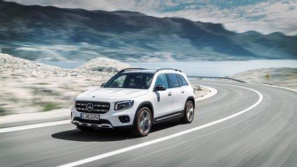 Mercedes-Benz GLB виявився безпечним кросовером - фото 1