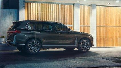 BMW X8 отримає гібридну силову установку - фото 1