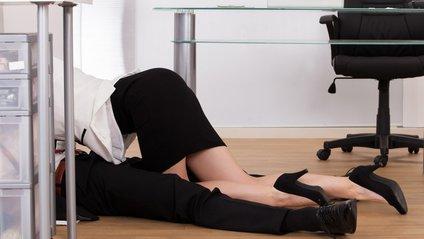 Офіс – ідеальне місце для сексу - фото 1