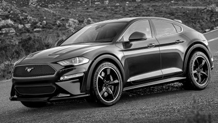 Ford Mustang - фото 1