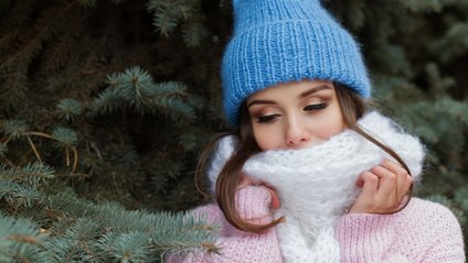 Зима - фото 1
