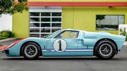Копію Ford GT40 виставлять на аукціон - фото 1