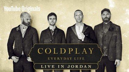Coldplay – Everyday Life: альбом онлайн - фото 1