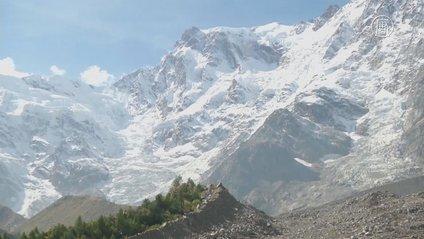 Науковці показали, як зникають льодовики у Швейцарських Альпах: фото - фото 1