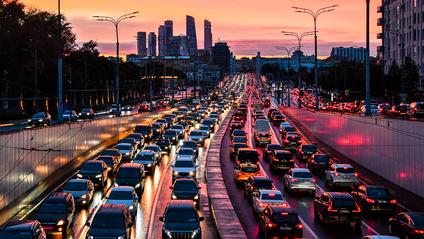 Цьогоріч у США рекордні пробки на День подяки - фото 1