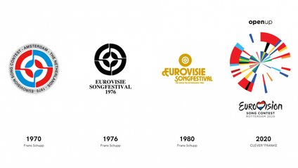 Євробачення 2020: з'явився логотип пісенного конкурсу - фото 1