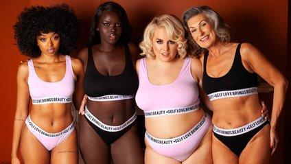Plus-size модель випустила сексуальну спідню білизну для пишнотілих жінок - фото 1