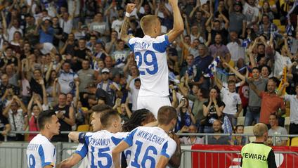 Динамо бореться за вихід у плей-офф ЛЄ - фото 1