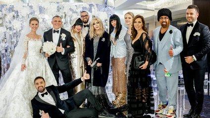 Найдорожче весілля в Україні - фото 1