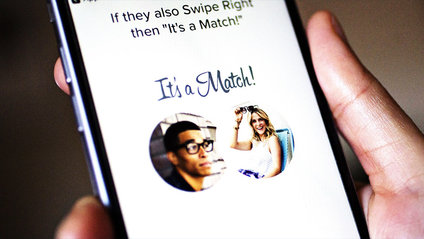 Скільки побачень через Tinder закінчуються сексом: цікаві цифри - фото 1