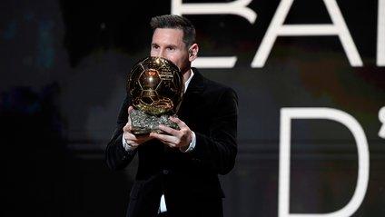 Лео Мессі виграв Золотий м'яч 2019 - фото 1