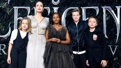 Донька Бреда Пітта та Анджеліни Джолі стала хлопчиком - фото 1